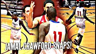 Download Jamal Crawford SNAPS After Game Gets SERIOUS & Heated! Mason Plumlee Makes Crawsover Debut! Video