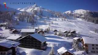 Download Familien Winterspass in Malbun / Liechtenstein Video
