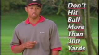 Download Golf's Not Hard with Tiger Woods Collection (Nike Shoe Commercials) Video