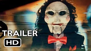 Download Jigsaw Official Trailer #1 (2017) Saw 8 Horror Movie HD Video