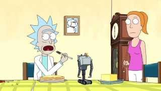 Download Rick and Morty - You pass Butter Video