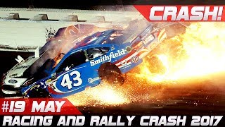 Download Racing and Rally Crash Compilation Week 19 May 2017 Video
