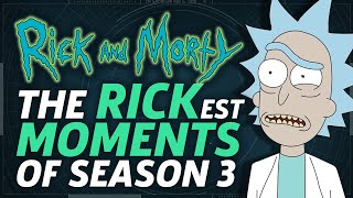 Download The Rickest Moments from Rick and Morty Season 3! Video