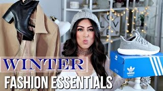 Download Winter Fashion Essentials: Staples + Trends 2016! Video