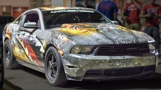 Download 1200hp TWIN TURBO Mustang vs THE STREETS Video