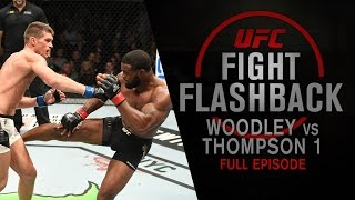 Download UFC Fight Flashback: Woodley vs Thompson 1 [Full Episode] Video