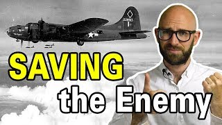 Download That Time a Luftwaffe Pilot Risked His Own Life to Save an American Bomber Video