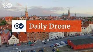 Download #DailyDrone: Lübeck Video