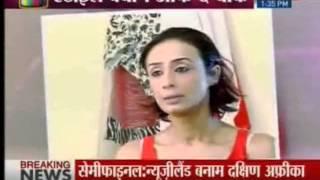 Download Jamai Raja: Achint Kaur aka Durga Devi gives make tips Video