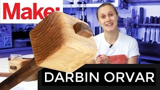 Download Darbin Orvar: Three Ways To Make a Mallet Video