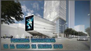 Download Próximos Edificios : CDMX Ciudad De México 2016 HD Video