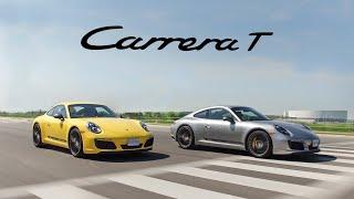 Download 2018 Porsche 911 Carrera T Manual vs PDK Review - The Purist Porsche Video