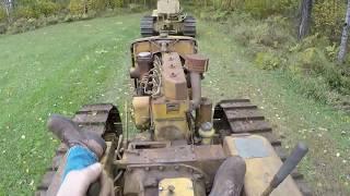 Download Caterpillar D2 #5J1113 - Freeing Up Stuck Steering Clutch Video
