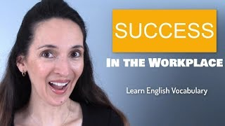 Download 💼How to Succeed 💵Business English 👨💼 Vocabulary with JenniferESL Video