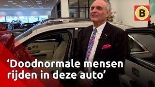 Download Topjaar voor Rolls Royce, duurste auto 790.000 Video