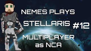 Download Stellaris Utopia YouTuber Multiplayer Fun - NCA Ep 12 Video