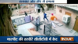 Download Caught On Camera: Open Fire In Gang War At Jodhpur Video
