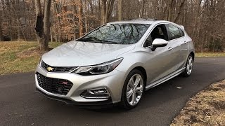 Download 2017 Chevrolet Cruze Hatch RS – Redline: Reviews Video