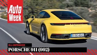Download Porsche 911 (992) - AutoWeek review - English subtitles Video