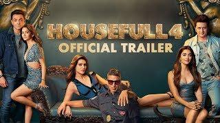 Download Housefull 4  Official Trailer Akshay Riteish Bobby Kriti S Pooja Kriti K Sajid N Farhad  Oct 25 Video