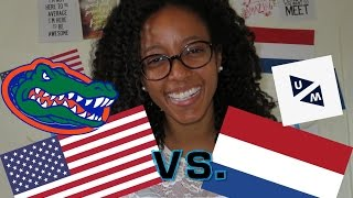 Download DUTCH vs. AMERICAN Universities Video