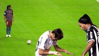 Download 14 Vezes Que Ronaldinho Usou Magia No Futebol Video