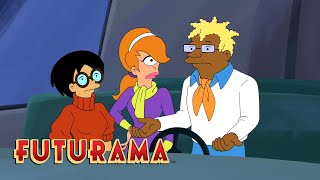 Download FUTURAMA | Season 10, Episode 6: Bendee Boo And The Mystery Crew | SYFY Video