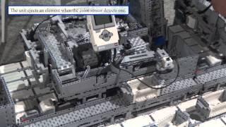 Download Huge LEGO MINDSTORMS EV3 Packaging Line Video