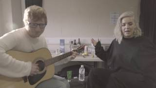 Download Anne-Marie & Ed Sheeran - Ciao Adios [Acoustic] Video