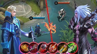 Download MARTIS VS ALUCARD FULL LIFESTEAL ITEMS - Who Will Win This Epic Battle ? (Mobile Legends) Video
