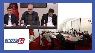 Download E PLOTË/ Mblidhet Komiteti i Rindërtimit, Rama: Do të doja edhe opozitën, s'mjaftojnë... Video