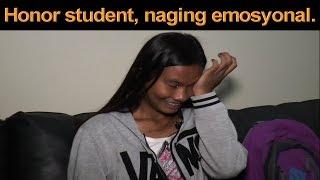 Download HONOR STUDENT NAGING EMOSYONAL NANG DUMULOG KAY IDOL RAFFY DAHIL GUSTONG MAKAUSAP ANG PABAYANG TATAY Video