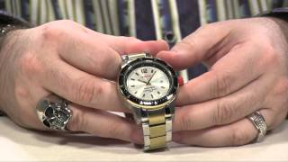 Download How to use and maintain your automatic watch Video