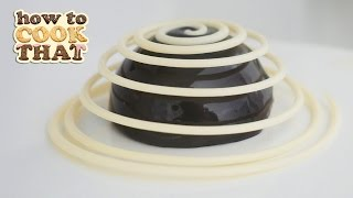 Download CHOCOLATE SPIRAL DESSERT RECIPE How To Cook That Ann Reardon Video