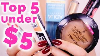 Download TOP 5 Under $5 Video