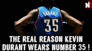 Download The Real Reason Kevin Durant Wears Number 35 ! Video