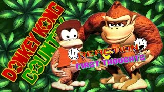 Download Reactions and First Thoughts: Donkey Kong Country Cartoon - ANK Video