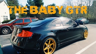 Download Day In The Life With An Infiniti G35! *THE BABY GTR* Video