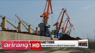 Download UN Security Council close to approving new sanctions on cutting N. Korean exports Video