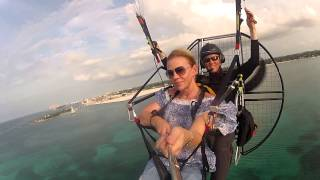 Download Paramotor Tandem Fun!!! Powered Paragliding Tandem Instruction Creates New Business!!! Video