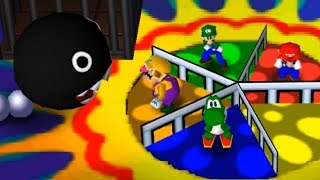 Download Mario Party 3 - All Mini Games Video