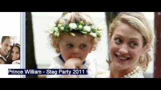 Download Stag Party Prince William [Royal Wedding 2011] Video