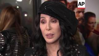 Download Kardashians, Cher, Stallone, Cheadle, Bloom attend 'The Promise' premiere Video