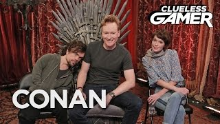 Download Clueless Gamer: ″Overwatch″ With Peter Dinklage & Lena Headey - CONAN on TBS Video