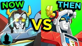 Download Voltron - Then And Now - 80's vs 2016 Series (Tooned Up S3 E1) Video