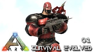 Download ARK: SURVIVAL EVOLVED - EPIC JOURNEY BEGINS !!! E01 (MOD ANNUNAKI PROMETHEUS RAGNAROK) Video