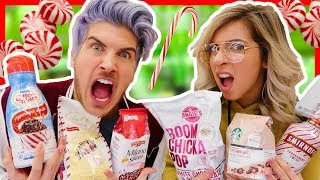 Download THE PEPPERMINT CHALLENGE! w/ Gabbie Hanna Video
