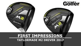 Download 2017 TaylorMade M2 driver review - First hit Video
