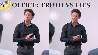 Download Office: Truth vs Lies Video