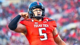 Download The Texas Gunslinger || Texas Tech QB Patrick Mahomes 2016 Highlights ᴴᴰ Video